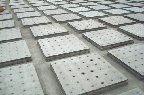 钢砼滤板(水泥滤板)  滤池专用滤板