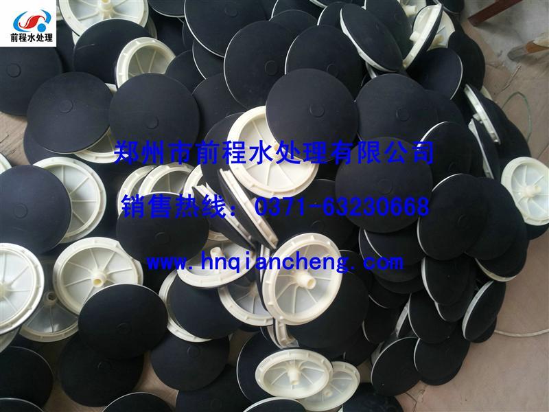 膜片曝气器(头)成品装箱